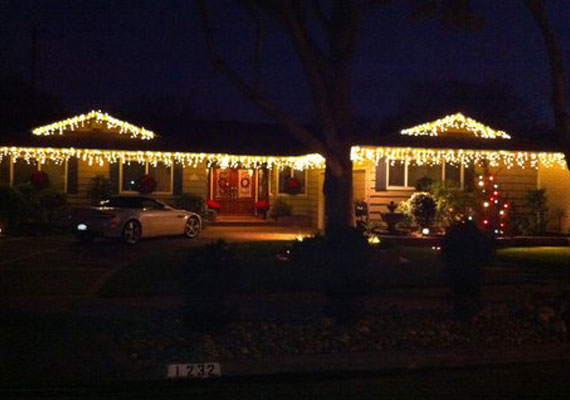 Christmas Holiday Lighting and Decorations - San Jose - Bay Area ...